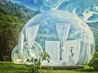 """Đến khách sạn bong bóng khổng lồ - Nơi có cả """"nghìn ảnh sống ảo"""""""