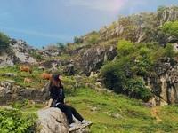 """Không cần lên Hà Giang, ngay giữa Hà Nội cũng có một """"cao nguyên đá"""" thu nhỏ"""