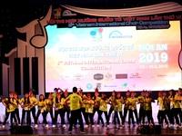 Đoàn Indonesia đoạt giải quán quân Hội thi hợp xướng Quốc tế Hội An 2019