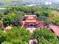 Chiêm ngưỡng ngôi đền 600 năm tuổi thờ 8 vị vua triều Trần