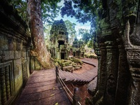 Vẻ đẹp của 10 địa danh tâm linh nổi tiếng thế giới