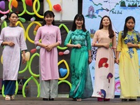 Rực rỡ tuần lễ văn hóa Việt tại Đại học Thành Công, Đài Loan