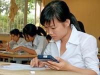Sở GD&ĐT Hà Nội công bố danh sách máy tính được đem vào phòng thi lớp 10