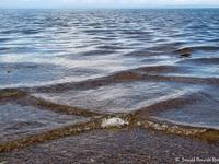 Đẹp lạ: Mặt biển chia ô thành những con sóng hình vuông