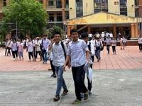 Tuyển sinh lớp 10 Thái Bình: Đề Toán không khó nhưng hơi dài