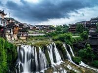 Ngôi làng cổ hơn 2.000 năm trên dãy núi Sùng Sơn huyền bí