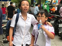 Nóng: TPHCM công bố đề và đáp án khảo sát lớp 6 chuyên Trần Đại Nghĩa