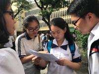 Môn tiếng Anh - Đề thi và đáp án chính thức THPT quốc gia 2019