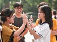 Môn Toán - Đề thi và đáp án chính thức THPT quốc gia 2019