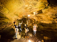 Về Quảng Nam khám phá hang Dơi