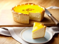 Khám phá cửa hàng bánh Cheese Tart lừng danh Nhật Bản trên đất Sài Thành