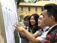 Điểm chuẩn trường ĐH Y Phạm Ngọc Thạch từ 18,05-25,15; ĐH Sài Gòn từ 15,05 đến 23,68 điểm