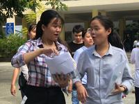 Điểm trúng tuyển vào ĐH Đà Nẵng: Nhiều ngành có điểm chuẩn cao