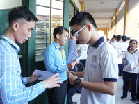 Bộ GD&ĐT công bố chi tiết lịch thi tốt nghiệp THPT 2020