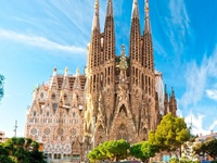 Nhà thờ suốt hơn 100 năm vẫn chưa xây xong