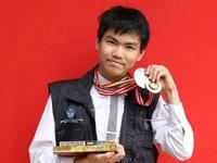 Thành tích đáng nể của chàng trai trường Ams hai lần nhận huy chương bạc IMO
