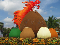 Nhiều hoạt động đặc sắc trong Lễ hội dừa tỉnh Bến Tre lần V
