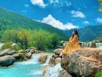 Hành trình khám phá thiên đường tuyệt sắc Lệ Giang của 9x xinh đẹp