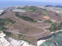 Quảng Ngãi: Đề nghị công nhận núi lửa triệu năm tuổi là di tích Quốc gia