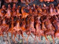 """Chuột đồng nướng: Món ăn vặt rẻ tiền mà ngon """"khó cưỡng"""""""
