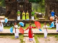 Nhiều hoạt động kỷ niệm 20 năm Đô thị cổ Hội An và Mỹ Sơn được công nhận Di sản văn hóa Thế giới