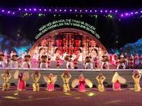 Phú Yên: Khai mạc Ngày hội Văn hóa, Thể thao và Du lịch đồng bào Chăm toàn quốc lần thứ V