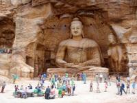 Kiệt tác kiến trúc trong hang động Ngàn Phật nghìn năm tuổi trên Con đường Tơ lụa