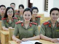 Học viện Cảnh sát, Học viện An ninh xét tuyển nguyện vọng bổ sung 2019