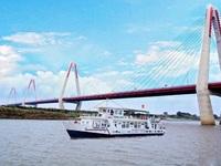 Đến Hà Nội, đừng quên trải nghiệm du lịch sông Hồng