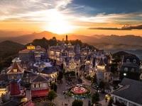 Công trình chiếu sáng 5 triệu đô trên đỉnh Bà Nà được thực hiện như thế nào?