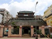 Nét độc đáo ngôi đình đầu tiên của người Hoa ở Sài Gòn