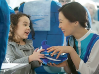 Bangkok Airways chính thức khai thác đường bay thẳng Cam Ranh - Bangkok