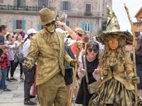 Lạc trong xứ sở lễ hội Bà Nà Hills mùa Halloween