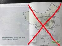 """""""Ấn phẩm du lịch có đường lưỡi bò là sự việc nghiêm trọng, vi phạm luật pháp Việt Nam"""""""