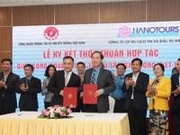 Hanotours nhận cú đúp danh hiệu doanh nghiệp du lịch hàng đầu Việt Nam