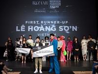 Nhà thiết kế trẻ Việt đoạt giải Á quân Thiết kế thời trang châu Á tại Singapore