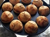 Gánh hàng rong lo bánh mất ngon vì khôngđược nướng bằng phân bò