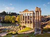 Những Kiến trúc nghệ thuật nổi bật nhất ở Rome