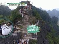 Hai danh thắng Việt Nam gây ấn tượng mạnh trên sóng truyền hình Hàn Quốc