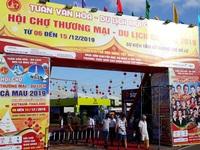 Thưởng thức cua 25 món tại Hội chợ thương mại - du lịch Cà Mau 2019