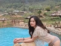 """""""Mê mẩn"""" suối khoáng nóng được ví như """"tiểu Bali"""" trên đất Yên Bái"""
