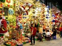 Những địa điểm hấp dẫn đón Giáng sinh tại Hà Nội