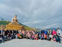 Doanh nhân Việt và trải nghiệm hạnh phúc đặc biệt tại đất nước bí ẩn Bhutan