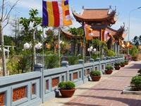 Khánh thành Thiền viện Trúc Lâm Sóc Trăng