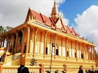 Ấn tượng ngôi chùa Khmer hơn trăm tuổi ở Bạc Liêu