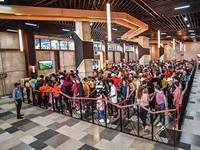 Danh thắng Núi Bà Đen đón lượng khách lớn trong dịp Tết Canh Tý