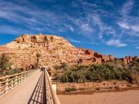 Khám phá kỳ quan thế giới trên sa mạc đỏ
