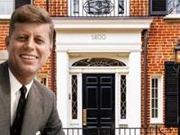 """Rao bán ngôi nhà """"một thời để nhớ"""" của cố Tổng thống Mỹ J.F. Kennedy"""
