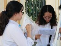 Đề thi tham khảo THPT quốc gia 2020: Môn Ngoại ngữ
