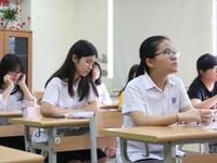 Hà Nội: Chốt thi lớp 10 THPT vào ngày 17-18/7